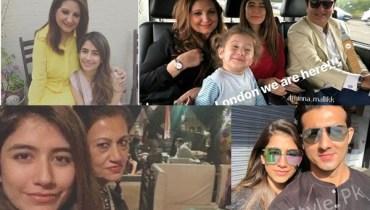 Srr Sabzwari Family Vacationing in London