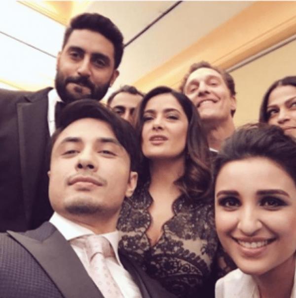 Parineeti Chopra Sends Love To Ali Zafar