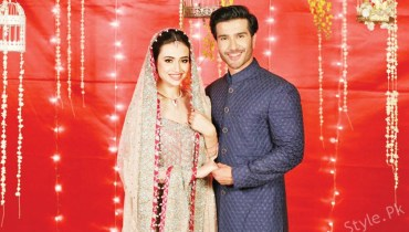 Sana Javed and Feroze Khan Stun In Teasers For Dino Ki Dulhaniya