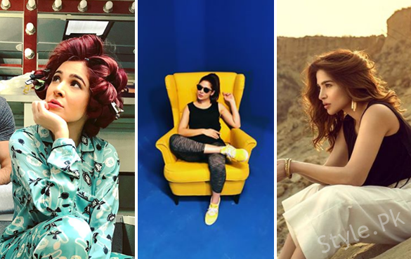 Beautiful Clicks Of Ayesha Omer Vacationing In Turkey