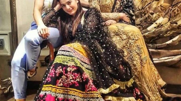 Wedding Bells For Aiman Khan And Muneeb Butt