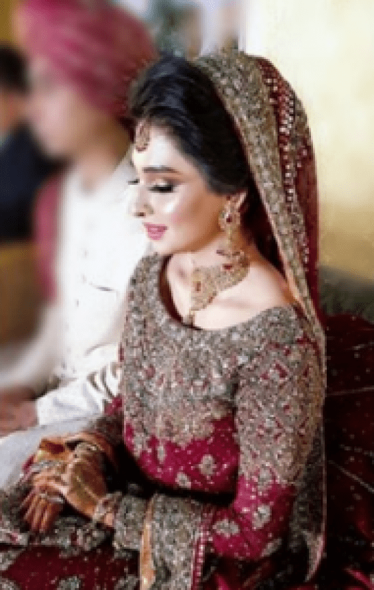 Beautiful Wedding Pictures Of Mamnoon Hussain Grand Daughter