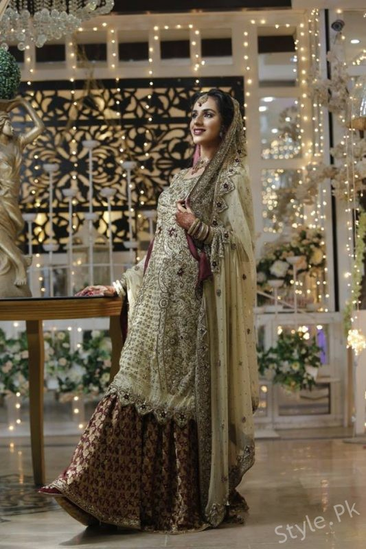 See Official Wedding Pictures of Maham Amir and Faizan Sheikh