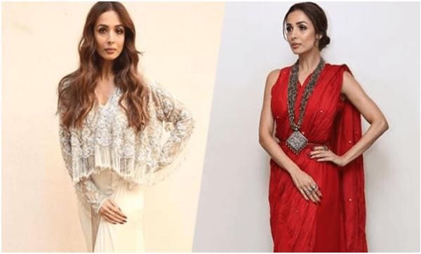 Malaikha Arora Dazzles In Pakistani Designer Wear Zainab Chottani Misha Lakhani Style Pk
