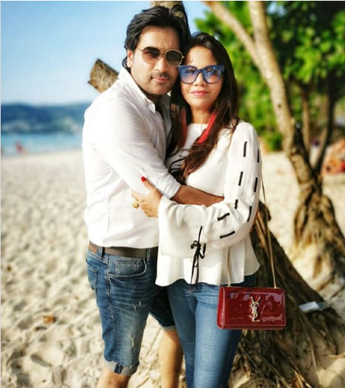Photo of Humayun Saeed celebrates his wedding anniversary – Style.Pk