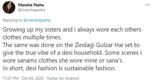 Mansha Pashas
