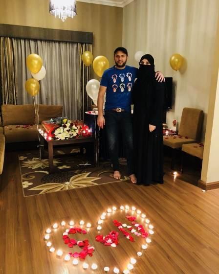 Shahid Afridi Celebrated 20th Wedding Anniversary