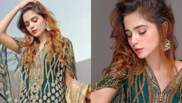 Latest Adorbale Clicks Of Singer Aima Baig