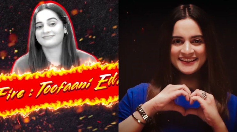 Aiman Khan Answers Some of Your Burning Questions