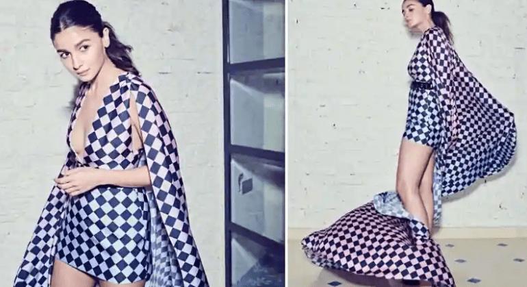 Alia Bhatt pictures from glam photoshoot