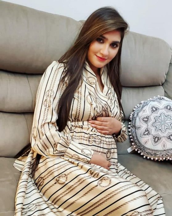 Cricketer Hassan Ali is expecting his first child with wife Samiya