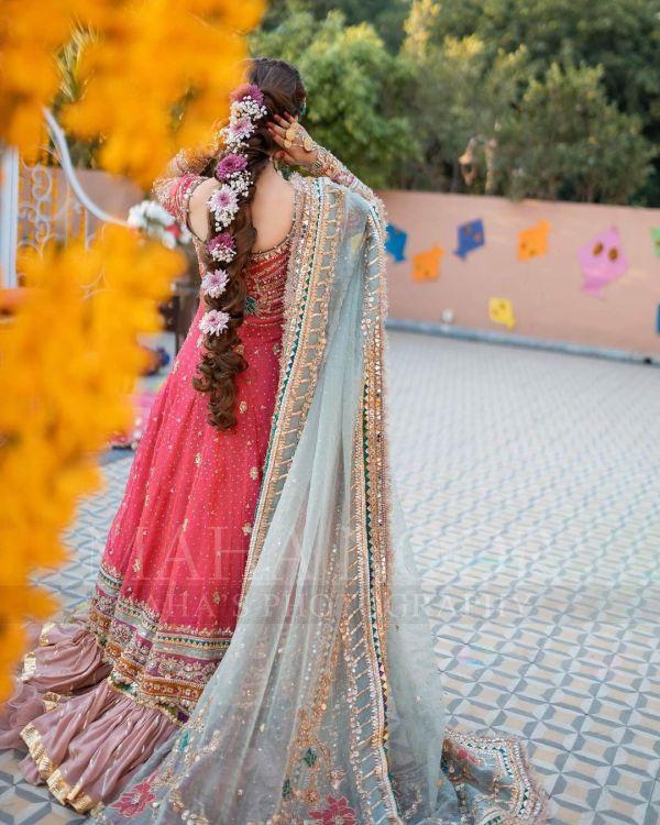 Latest Bridal Photoshoot