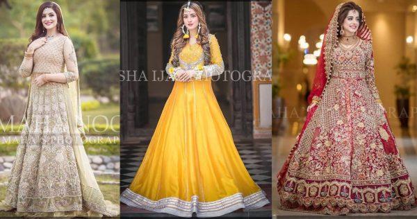 Top Stunning Pakistani Bridal Dresses That You Shouldn't Miss!