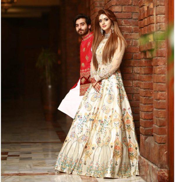 Jannat Mirza Rocks The Dance Floor At A Pakistani Wedding