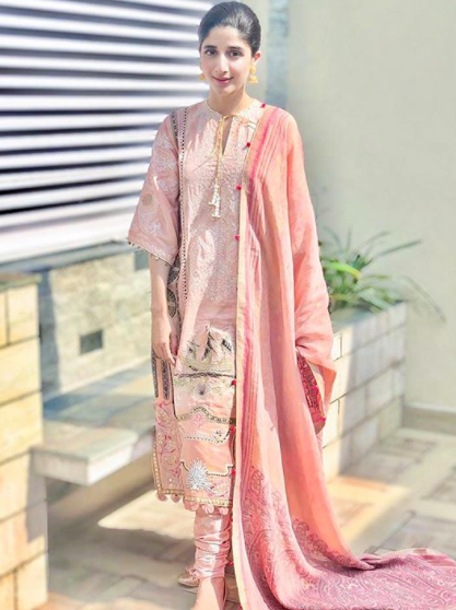 Mawra Has a Perfect Style Guide For Pakistani Casual Wear