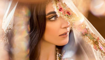 Maya Ali Stuns In Her Latest Pakistani Bridal Dresses