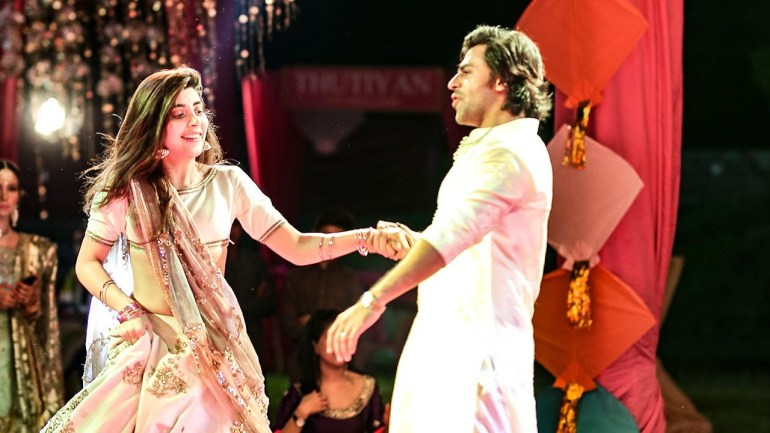 Pakistani Famous Celebrities Who Dance The Best