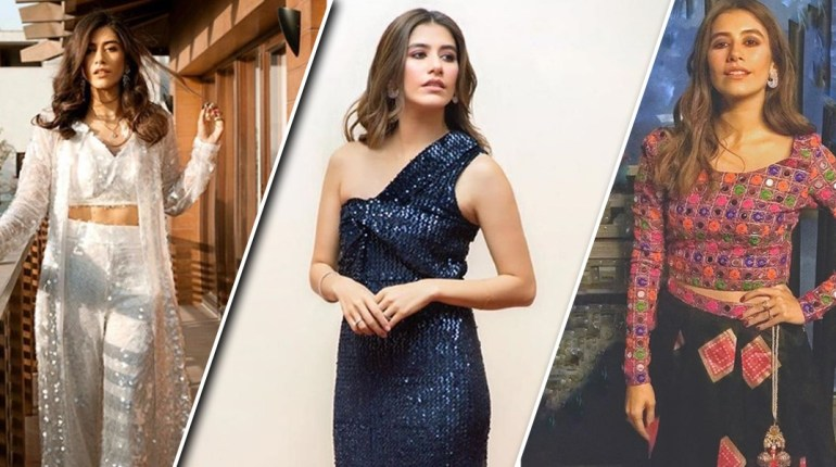 Famous Pakistani Actress Syra Yousuf's Bold Pictures