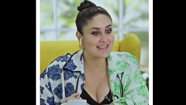 Kareena Kapoor Radiates The Pregnancy Glow In Casual Dress
