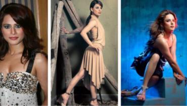 Latest Photos Of Pakistani Sizzling Model Mehreen Raheal