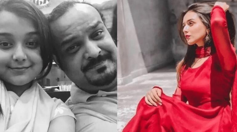 Latest Beautiful Photos of Hoorain Amjad Sabri