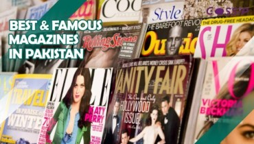 Top 5 Pakistani Fashion Magazines In Pakistan