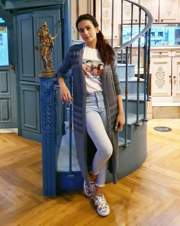 Zarnish Khan Latest Casual Dresses Photoshoot