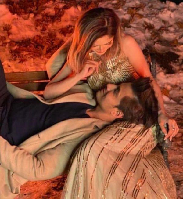Singer Ali Zafar and Aima Baig Fall in Love