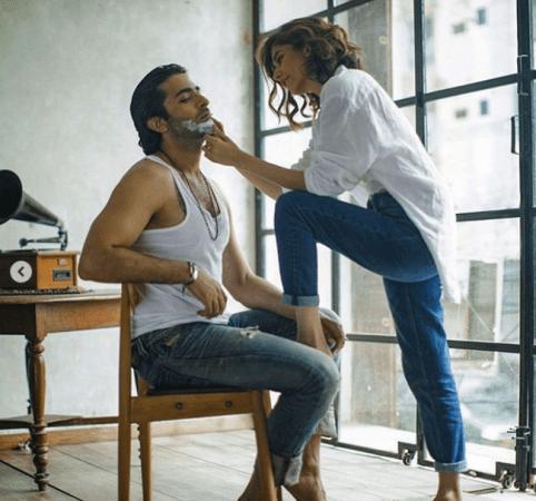 Syra Yousuf & Shehereyar new bold photoshoot shocks her fans