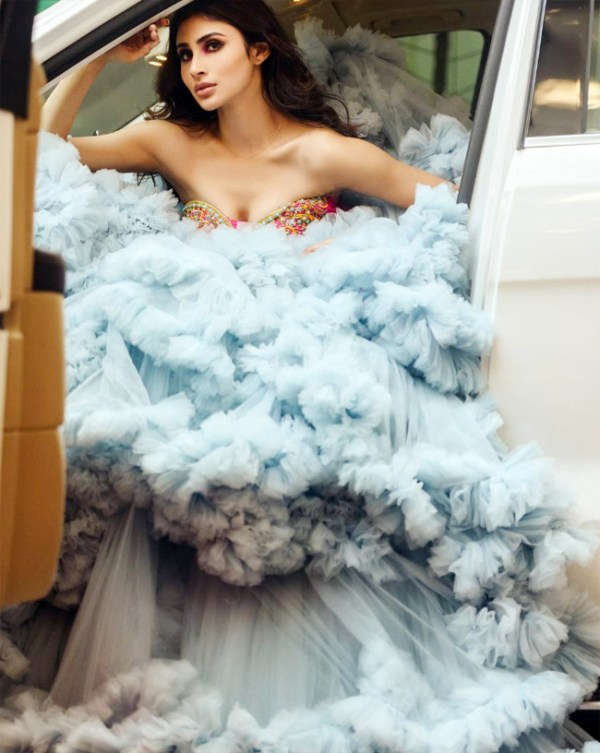 Mouni Roy looks unbelievably glamorous in that dreamy gown