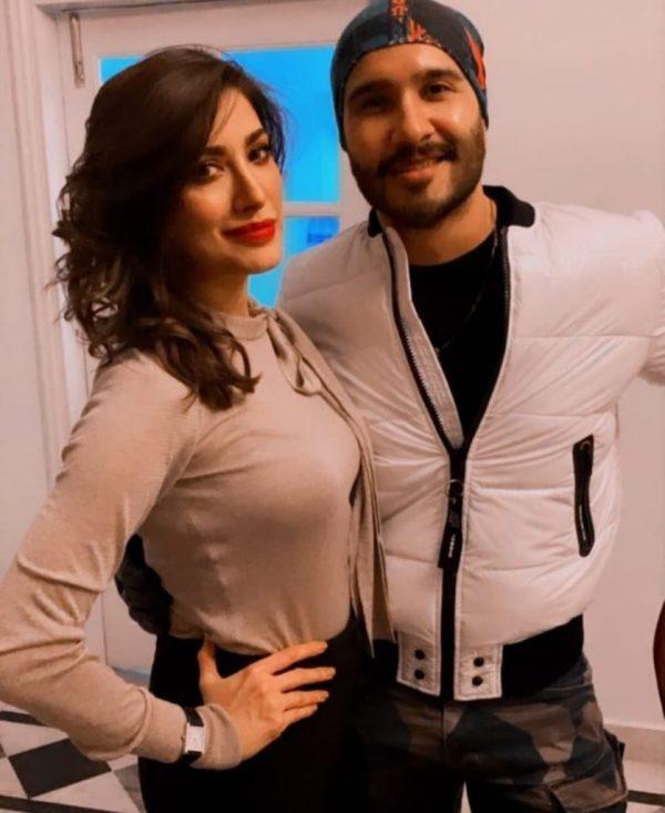 Mehwish Hayat And Feroze Khan Dated Together