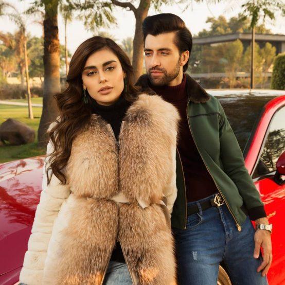 Actress Sadaf Kanwal Exquisite Photo Shoot