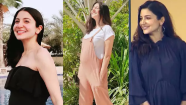 Mom-To-Be Anushka Sharma's Maternity Fashion In Comfy Casuals