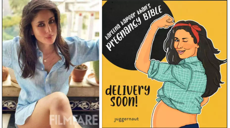 Kareena Kapoor announces her book based on her Pregnancy