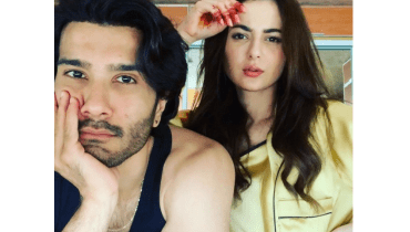 Feroze Khan Discloses His Relationship With Hania Amir