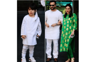 Kareena Kapoor attend Kapoor's Christmas special family lunch