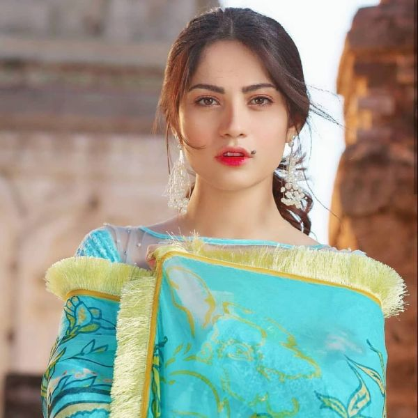 Neelam Muneer In Isolation As She Contracts COVID-19