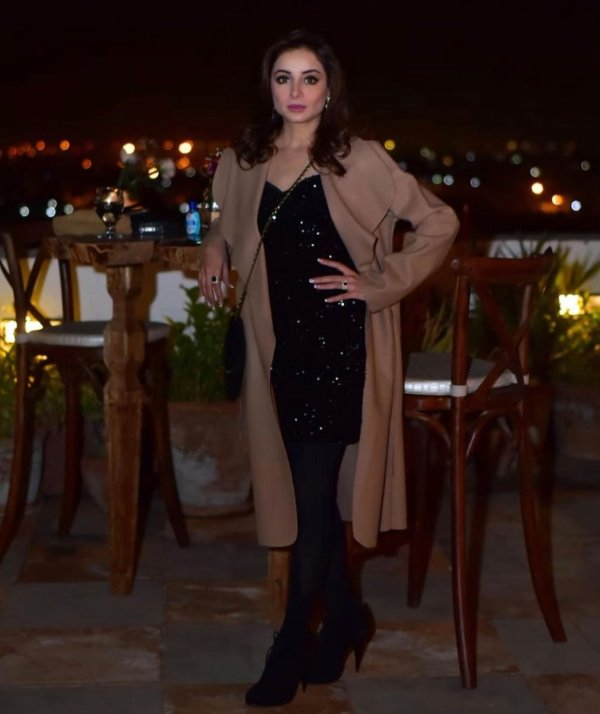 Sarwat Gilani is as Lit as Her Star-Studded Birthday Party