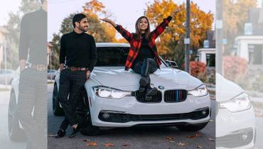 YouTube Star Zaid Ali Showers Love For Wife