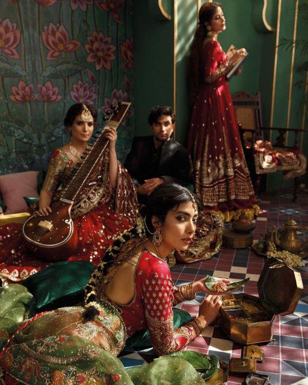 Resham And Ahad Raza Mir's Photos Makes Round On Social Media