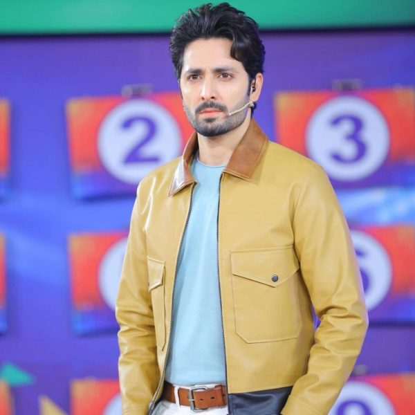 Different Fashion Styles of Danish Taimoor Become a News