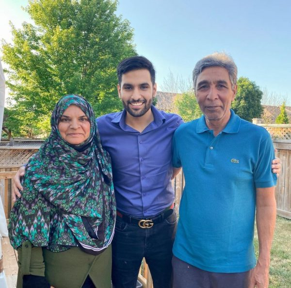 Famous Youtuber Zaid Ali Enjoying with his Family