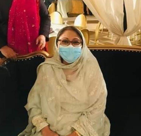 Bakhtawar Bhutto Zardari Beautiful Reception Pictures