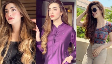 Actress Nawal Saeed Shares Her Secret About Healthy Hair