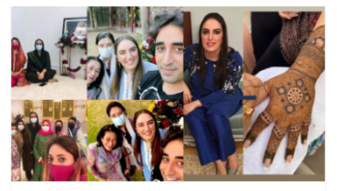 Bakhtawar Bhutto Wedding Festivities Started