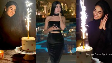 Actress Anmol Baloch Celebrate Her Birthday