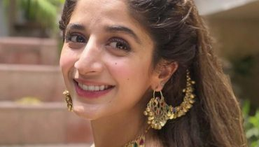Mawra Hocane Leaves Her Fans Stunned in Dazzling Fancy Wear