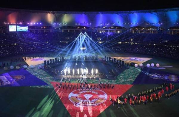 Atif Aslam performing at PSL 6 Opening Ceremony in Turkey
