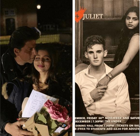 Suhana Khan misses her heels as she poses beside her bestie