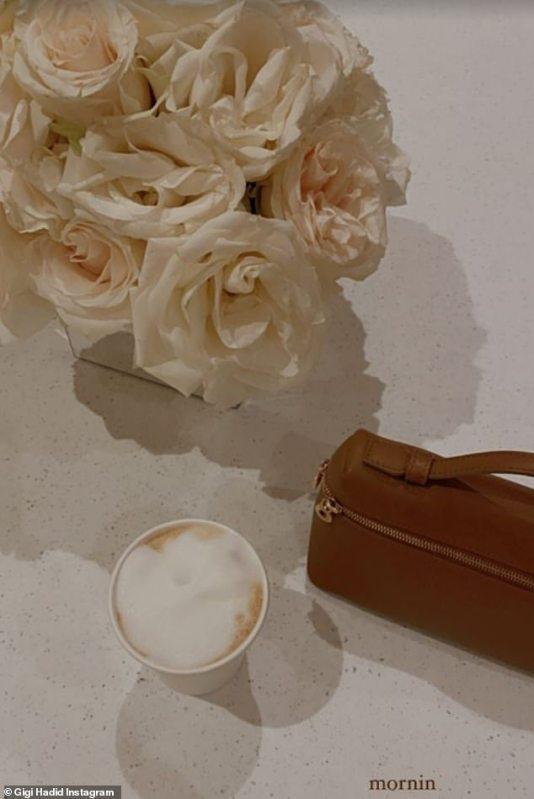 Gigi Hadid Serves Motherhood Glow In Her Latest Shoot